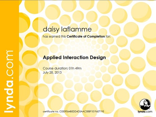Applied Interaction Design