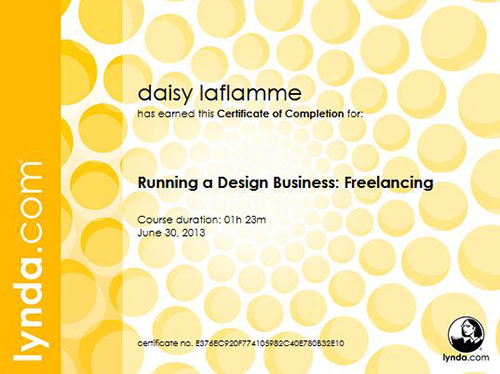 Running a Design Business: Freelancing