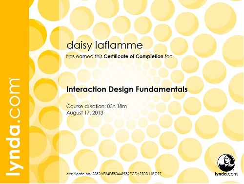 Interaction Design Fundamentals