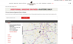 Fully styling a new responsive and search engine optimized website feature – Store Locator.
