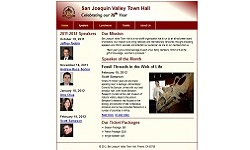 San Joaquin Valley Town Hall